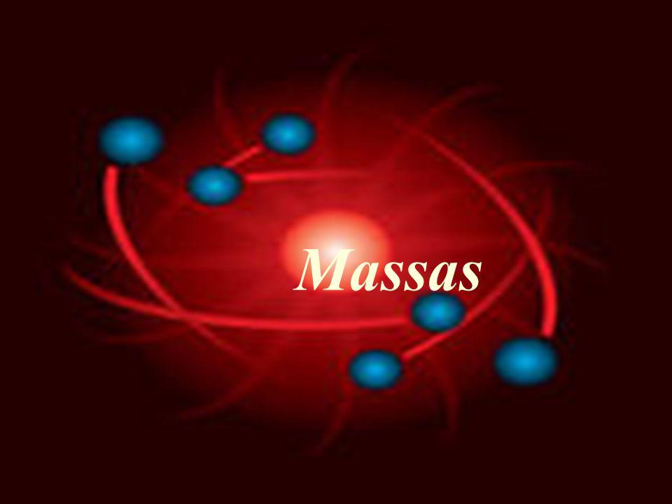 Átomo Partícula Carga Massa Relativa Próton + 1 Elétron - 1/1840 Neutrôn Nula 1