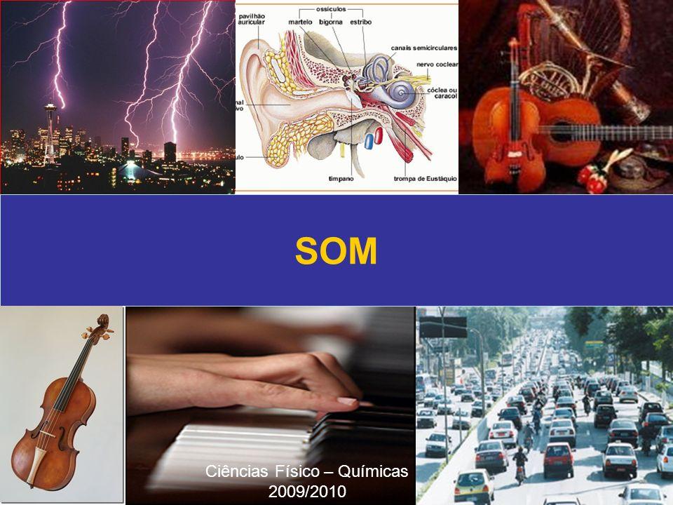 O QUE É O SOM.A palavra som deriva do latim sonu e significa tudo o que impressiona o ouvido.