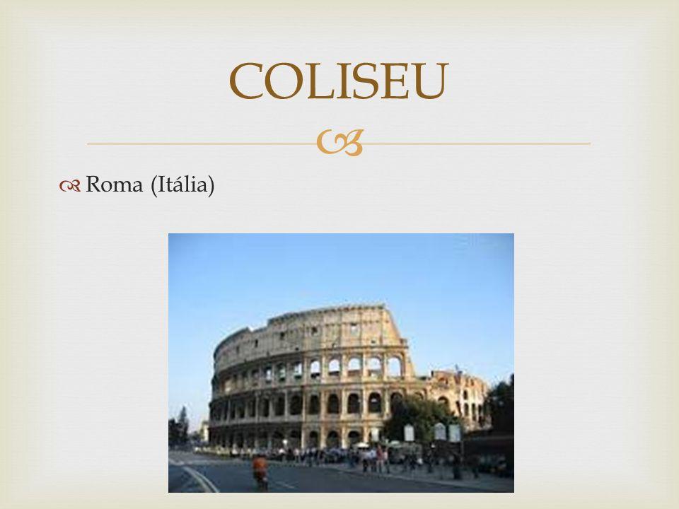 Roma (Itália) COLISEU
