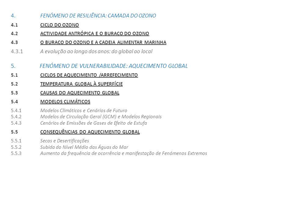 7.MEDIDAS ADOPTADAS PELA HUMANIDADE 7.1PROTOCOLO DE MONTREAL - 16 de Setembro de 1987 7.2CONVENÇÃO – QUADRO DAS NAÇÕES UNIDAS SOBRE A MUDANÇA CLIMÁTICA NA ECO-92 (RIO DE Janeiro) – JUNHO DE 1992 7.3PROTOCOLO DE QUIOTO - 15 de março de 1999 8.ORIENTAÇÕES EUROPEIAS E TRANSPOSIÇÕES NA LEI PORTUGUESA 8.1USO DAS ENERGIAS ALTERNATIVAS 9.CONCLUSÃO, O QUE CADA UM PODE FAZER… 10.BIBLIOGRAFIA
