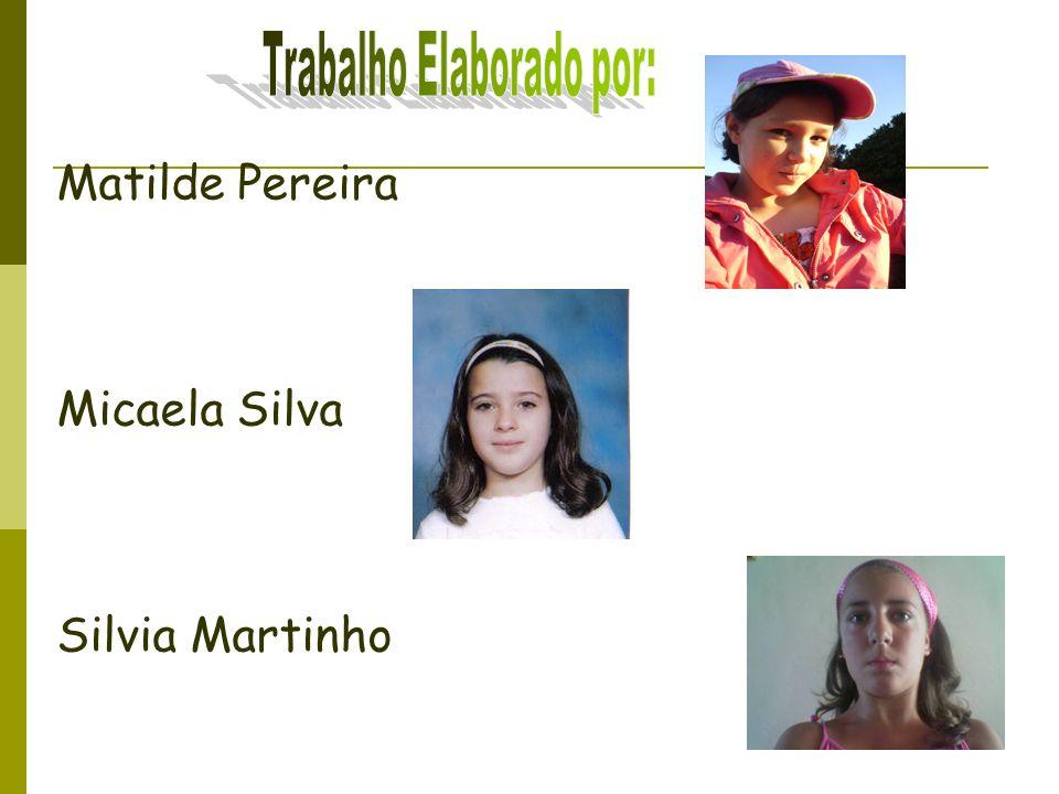 Matilde Pereira Micaela Silva Silvia Martinho