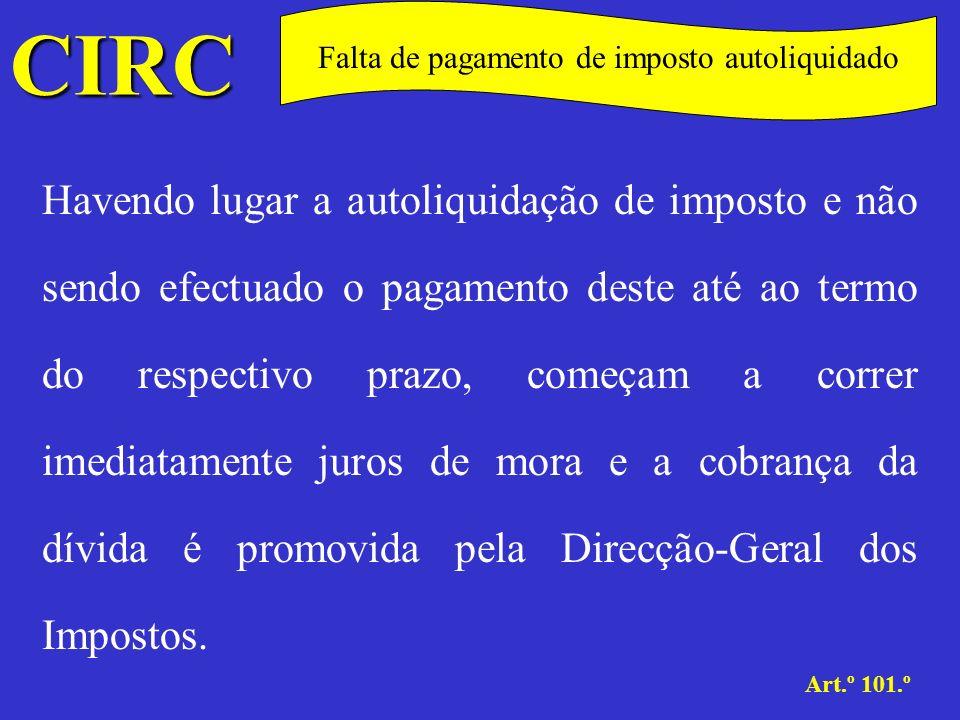 CIRC C Resumo