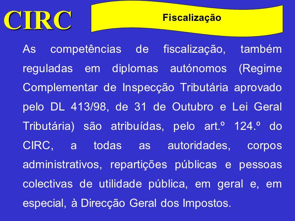 CIRC C Garantias dos contribuintes A relação jurídico-tributária assenta num vínculo entre o sujeito activo do imposto (a administração fiscal) e o sujeito passivo (o contribuinte), sendo regulada por normas tributárias que conciliam os deveres e os direitos das duas partes.