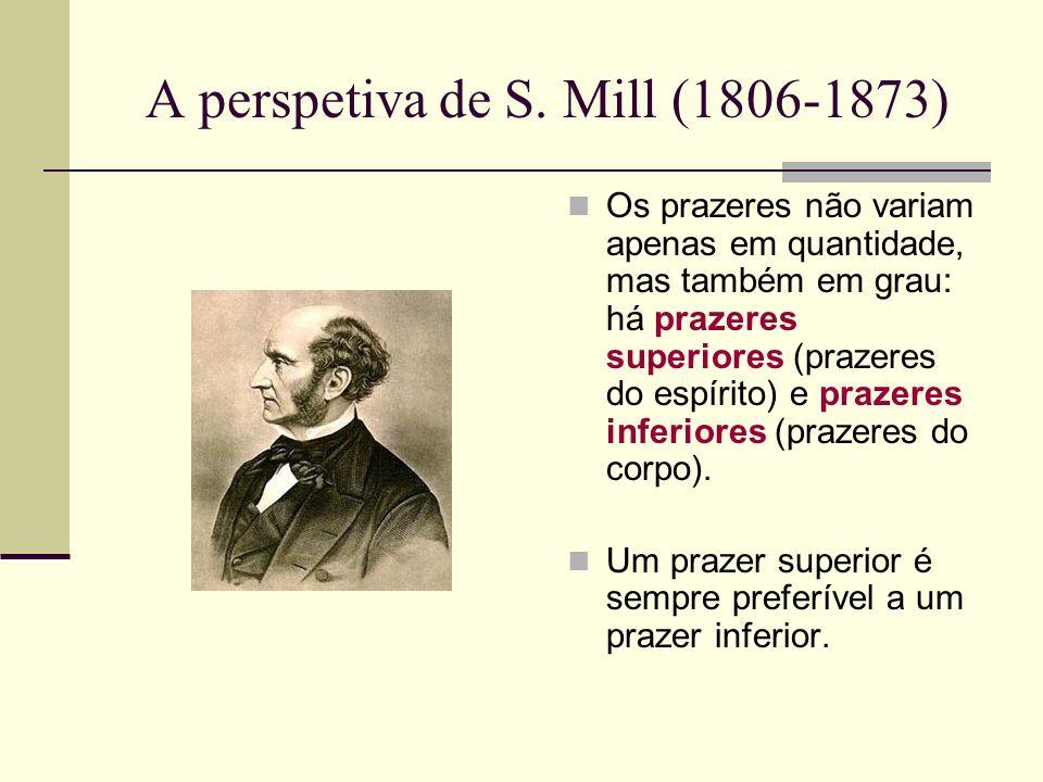 A perspetiva de S.