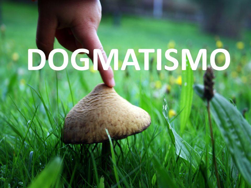 O dogmatismo corresponde à posição natural do espírito humano, a qual assenta indiretamente nos seguintes motivos: 1º - A realidade existe.