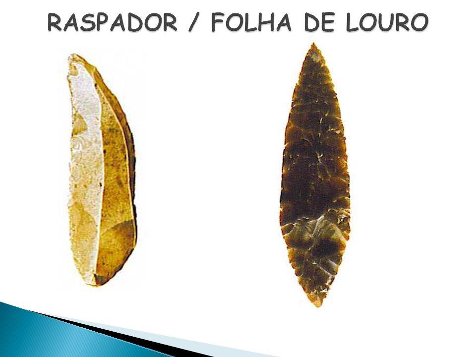 RASPADOR / FOLHA DE LOURO