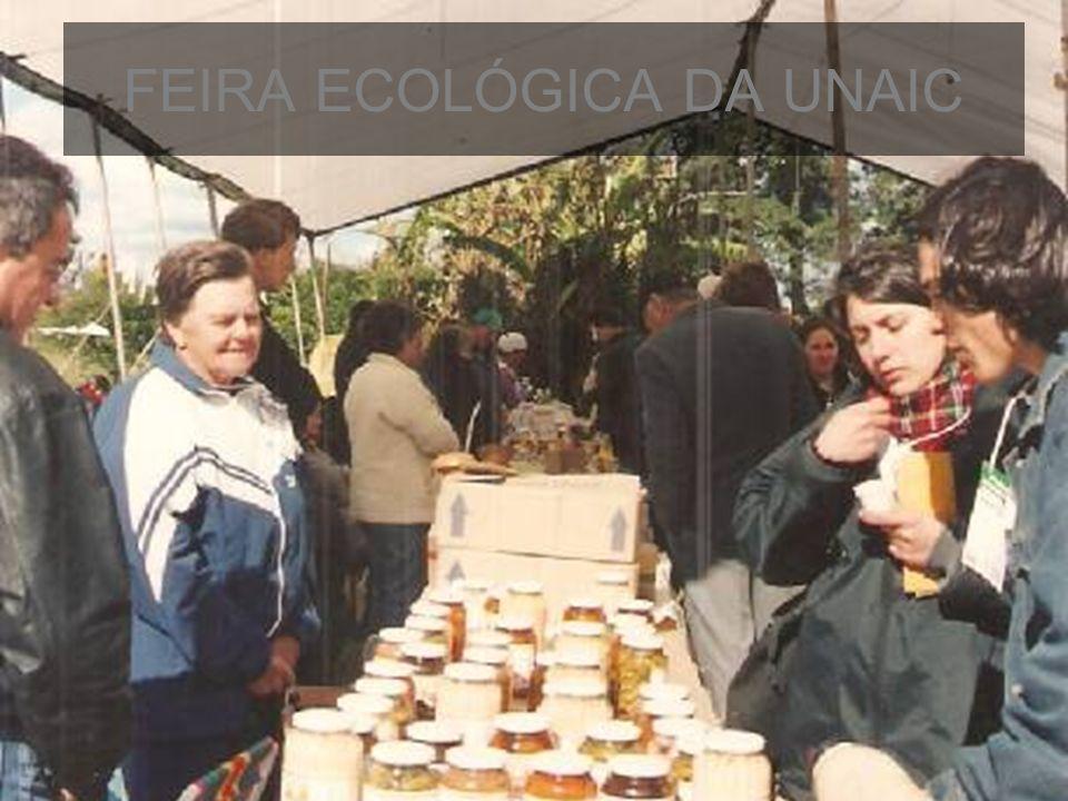 FEIRA ECOLÓGICA DA UNAIC