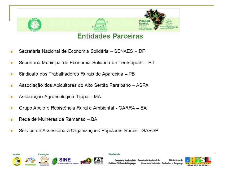 Integrante do FPES divulgando eventos de ecosol durante evento do PlanSeQ 2008-10