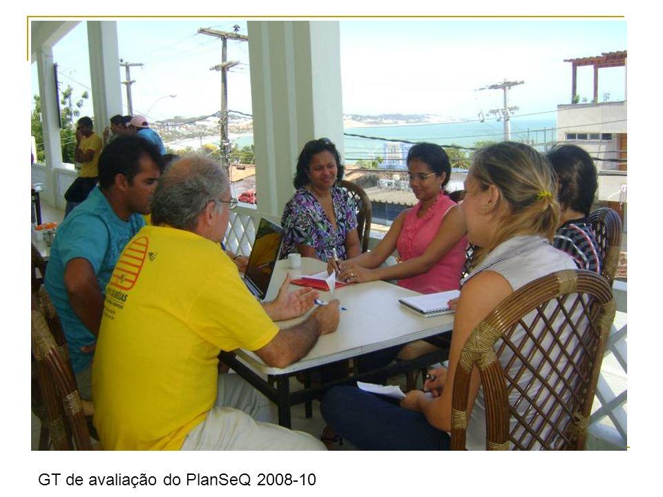 Desafios pós PlanSeQ Potencializar as demandas oriundas das ações de qualificação; Inserir os trabalhadores qualificados em atividades produtivas sust