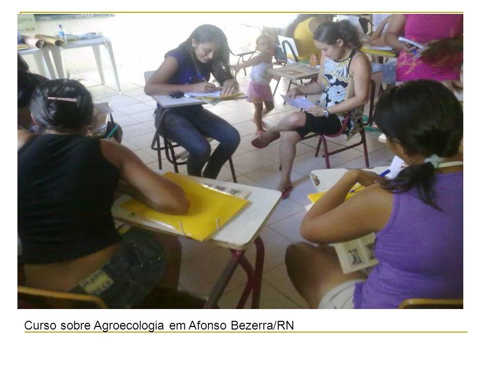 Curso em Mirandiba/PE