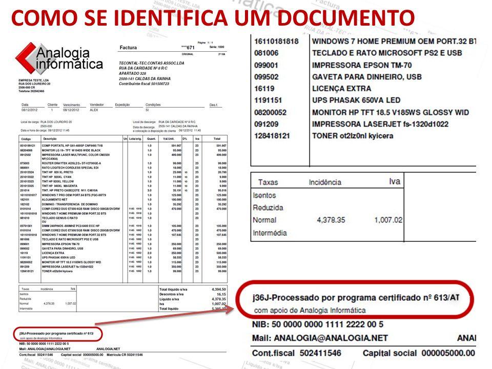 QUEM ESTÁ SUJEITO À CERTIFICAÇÃO DE SOFTWARE.
