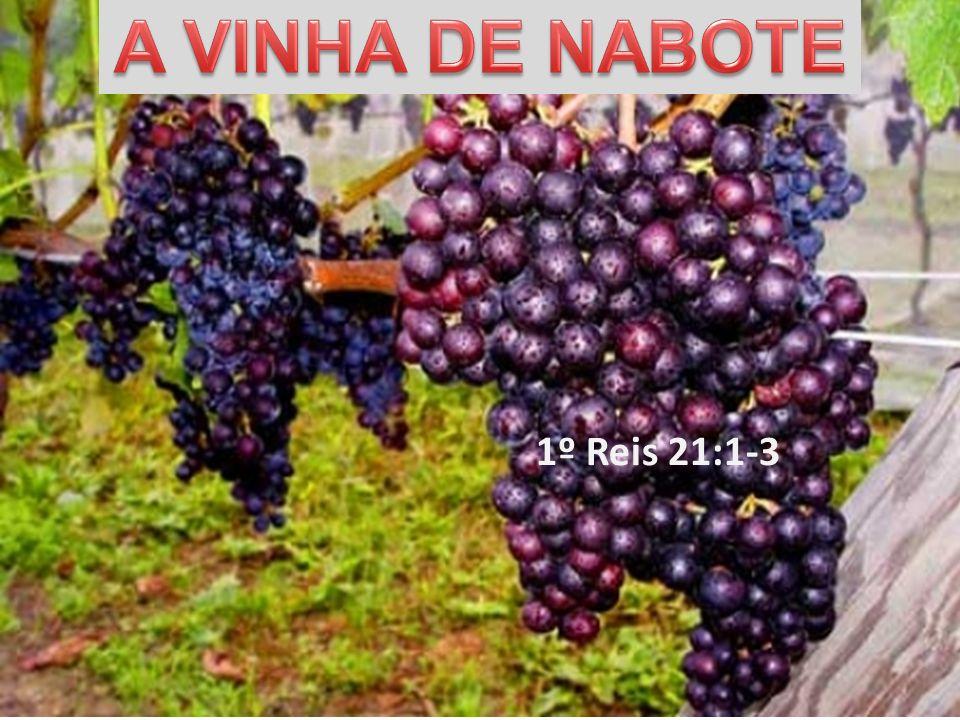 1º Reis 21:1-3