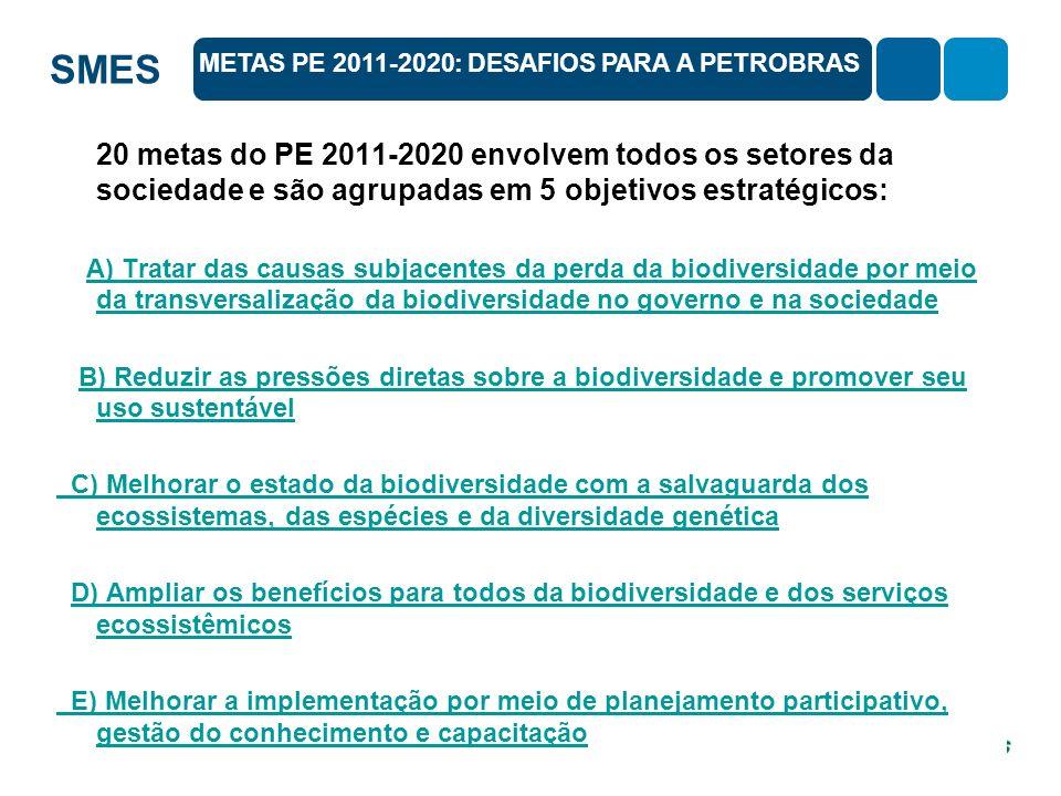 SMES Objetivo Estratégico A.