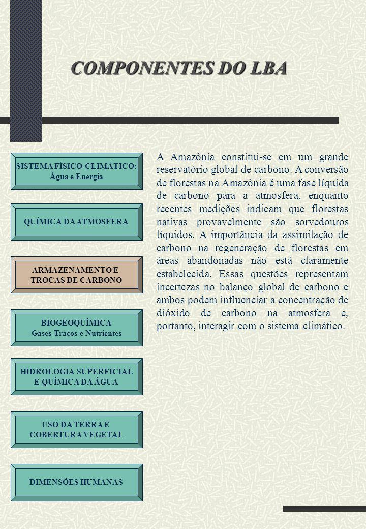 VISITA AOS SÍTIOS Campanha AMC-TRMM