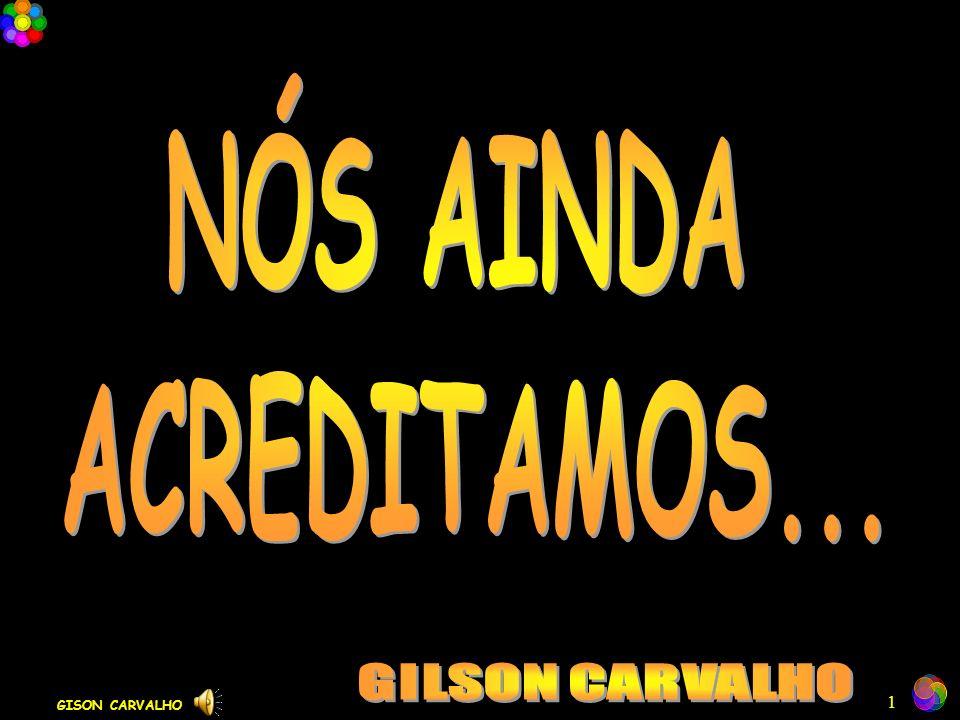 GISON CARVALHO 1