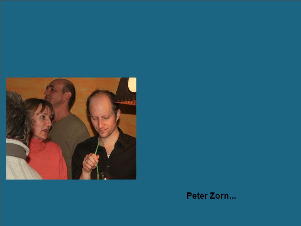 Peter Zorn...