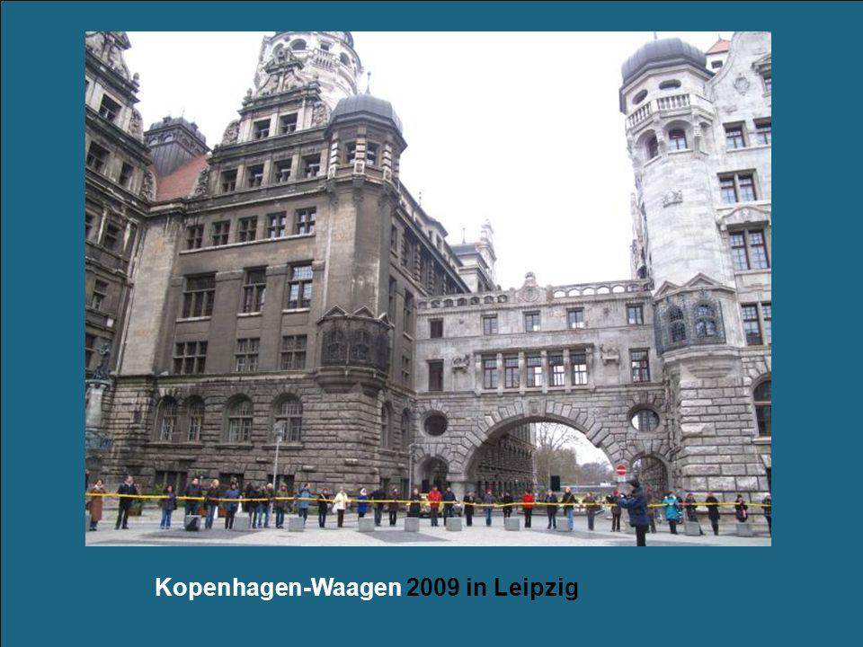 Kopenhagen-Waagen 2009 in Leipzig