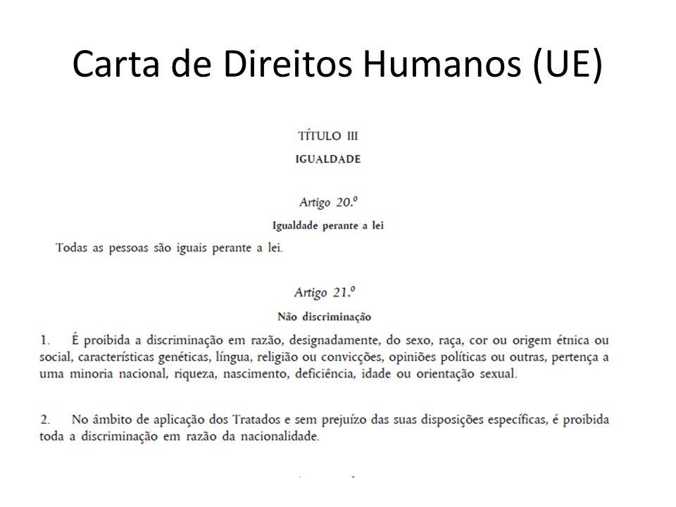 Carta de Direitos Humanos (UE)