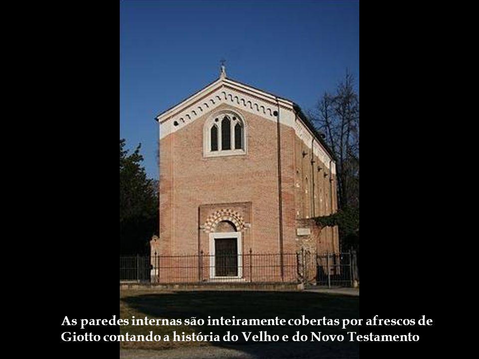 Capella degli Scrovegni – Dedicada à N.S. da Anunciação