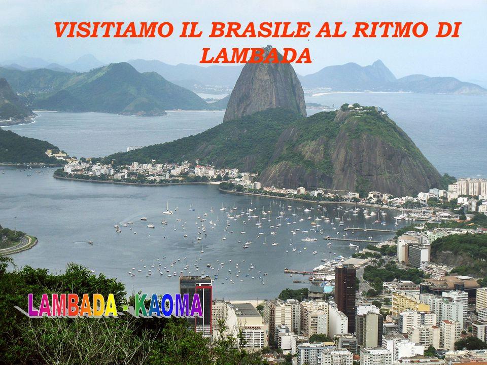 A. P. G. A VISITIAMO IL BRASILE AL RITMO DI LAMBADA