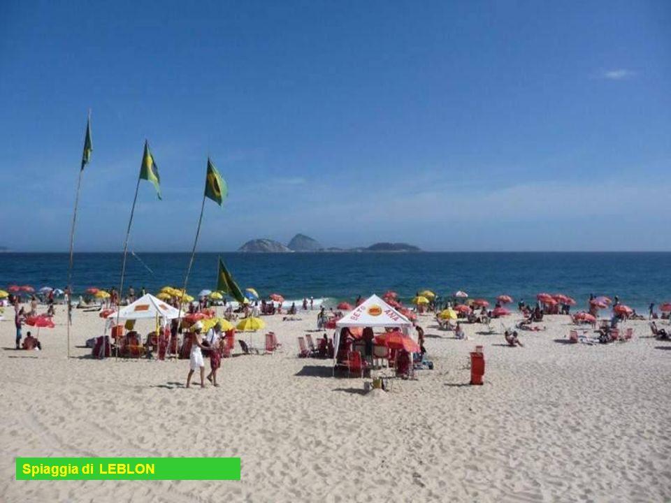 Spiaggia di BARRIO LEBLON