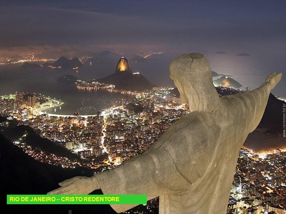 RIO DE JANEIRO – CRISTO REDENTORE