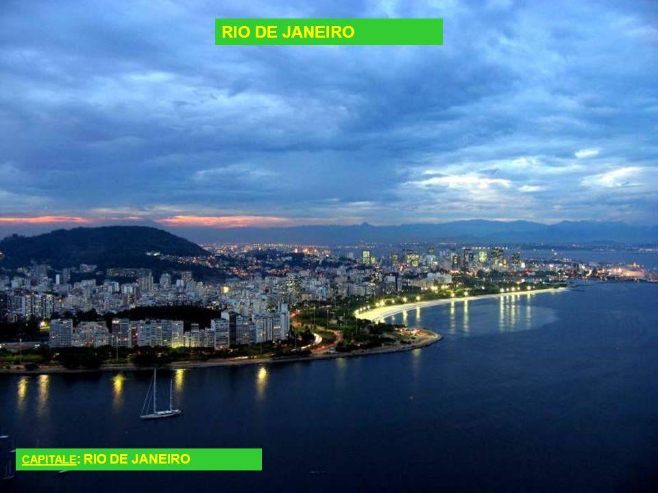 RIO DE JANEIRO CAPITALE : RIO DE JANEIRO
