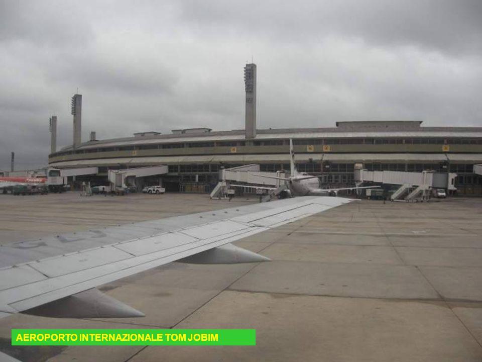 AEROPORTO INTERNAZIONALE TOM JOBIM