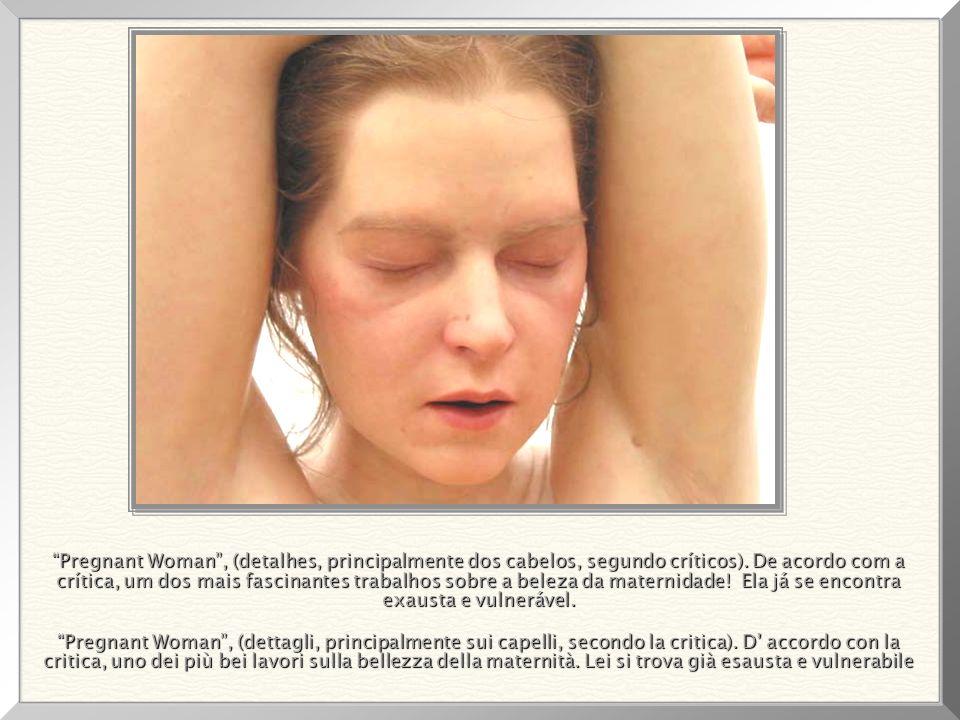 Pregnant Woman (sua dimensão la sua diemnsione)