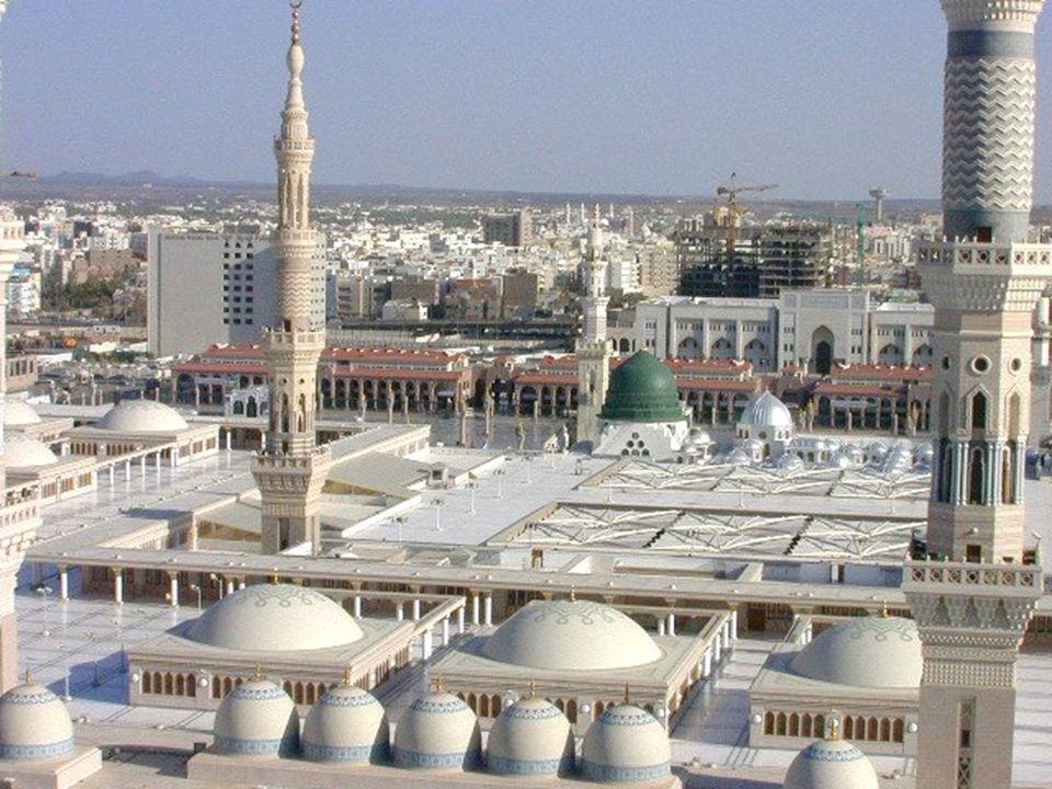 4 - A peregrinação à Casa Sagrada, Meca.