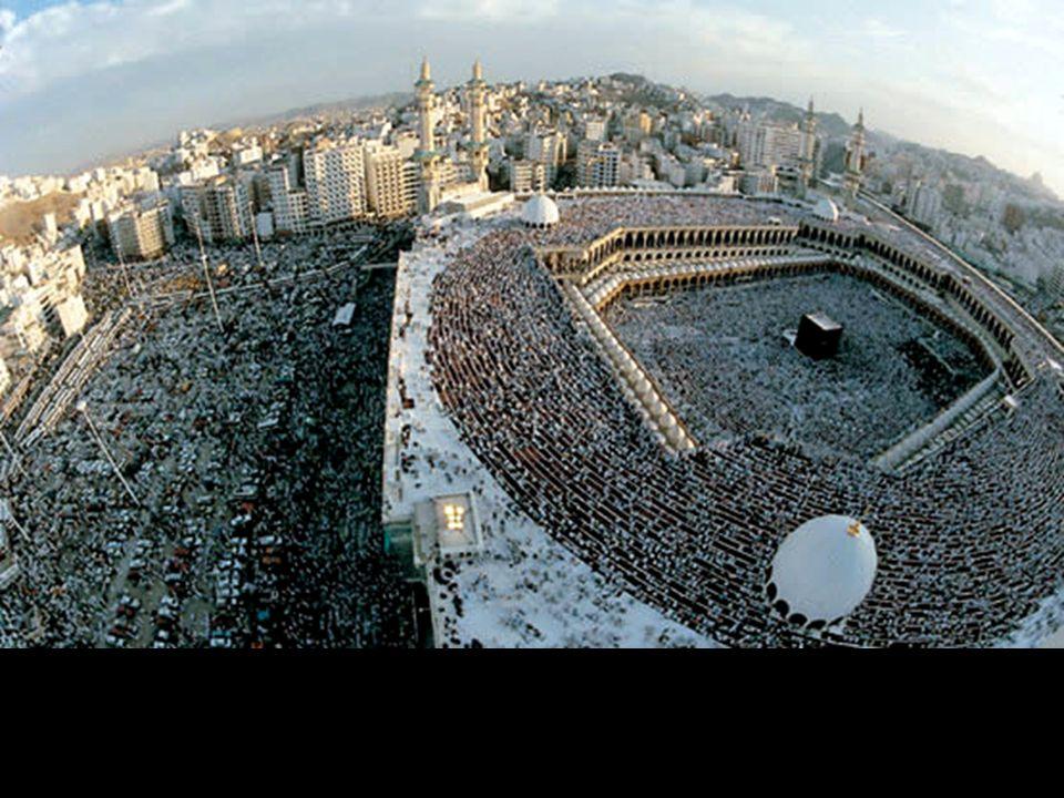 5 - O jejum do mês do Ramadão.