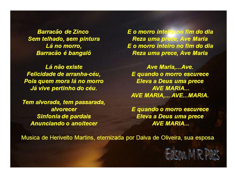 Ave Maria Quando il giorno muore Canta un canto d'amore Ave Maria