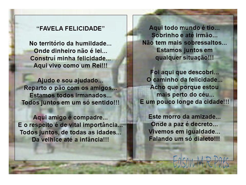Esta musica representa a realidade Brasileira da época, Hoje não muito diferente, mas que através desta musica e Eternizada nas vozes de ANDREA BOCELL