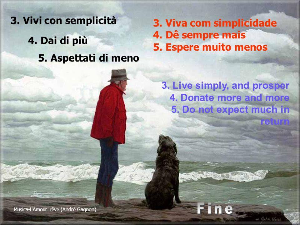 Per essere felice, ricorda queste semplici regole 1.