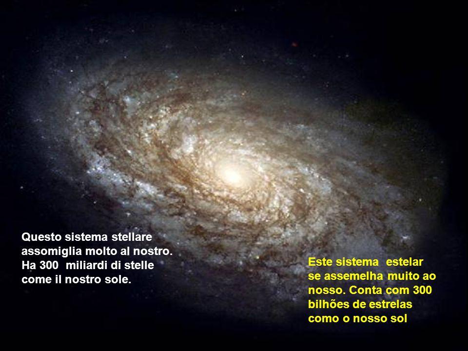La nebulosa ORION si trova a 1500 anni luce da noi. A nebulosa ORION se situa a 1500 anos luz de nós