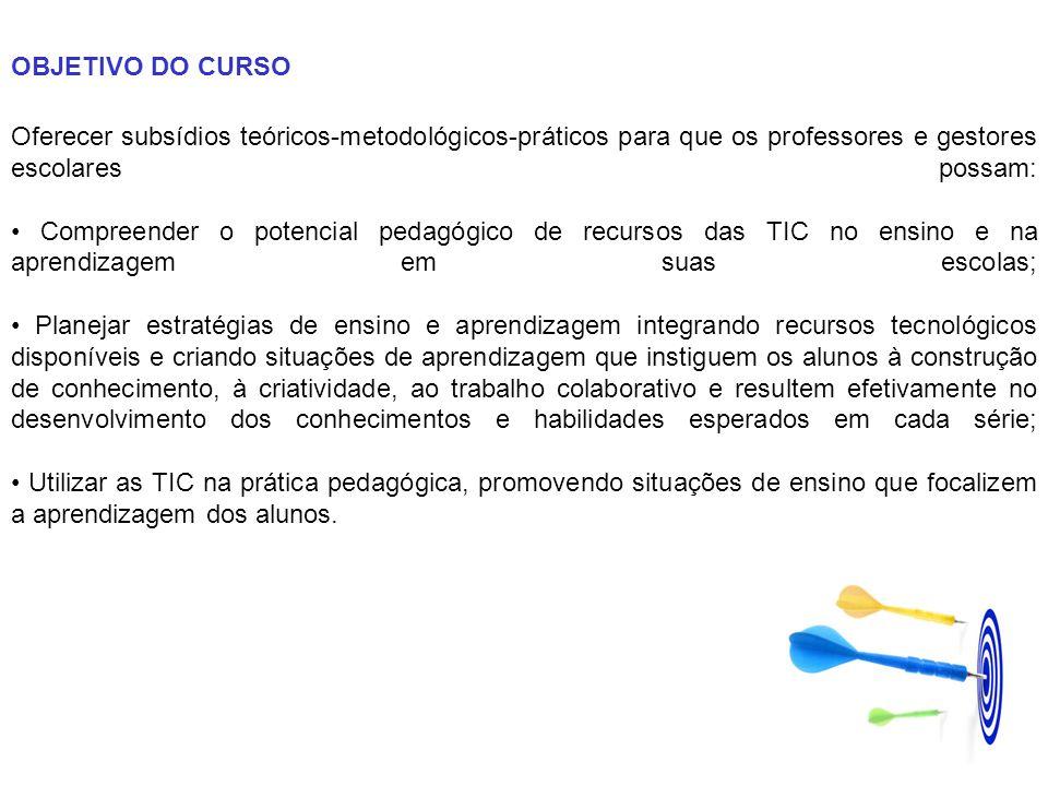 MATRIZ CURRICULAR DO CURSO: