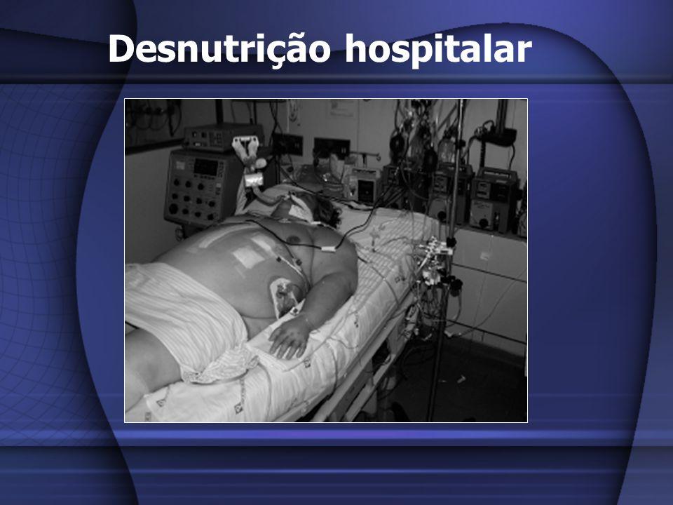 Desnutrição hospitalar