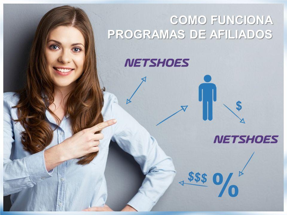 COMO FUNCIONA PROGRAMAS DE AFILIADOS % $ $$$