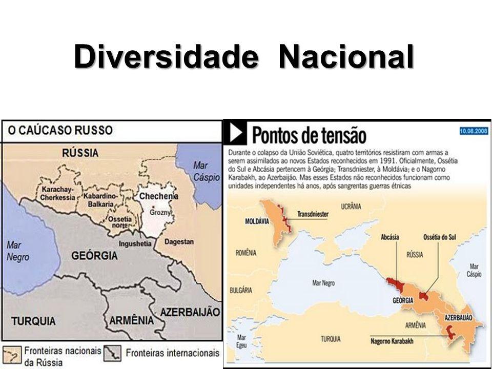 Diversidade Nacional