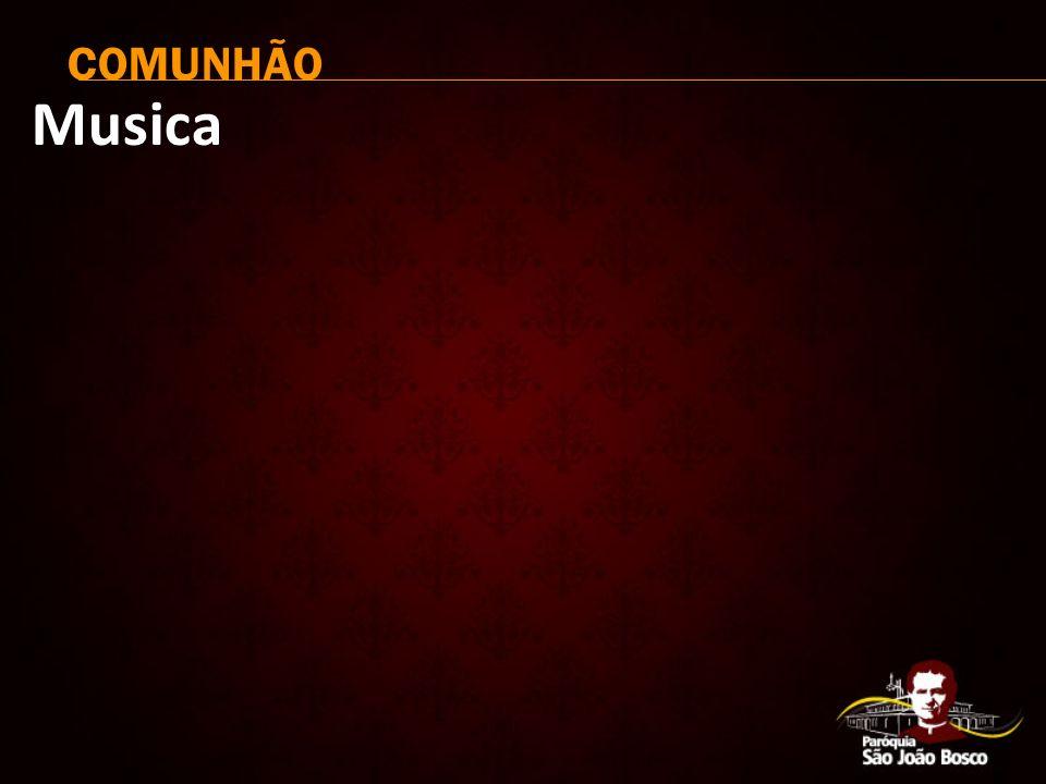 Musica COMUNHÃO