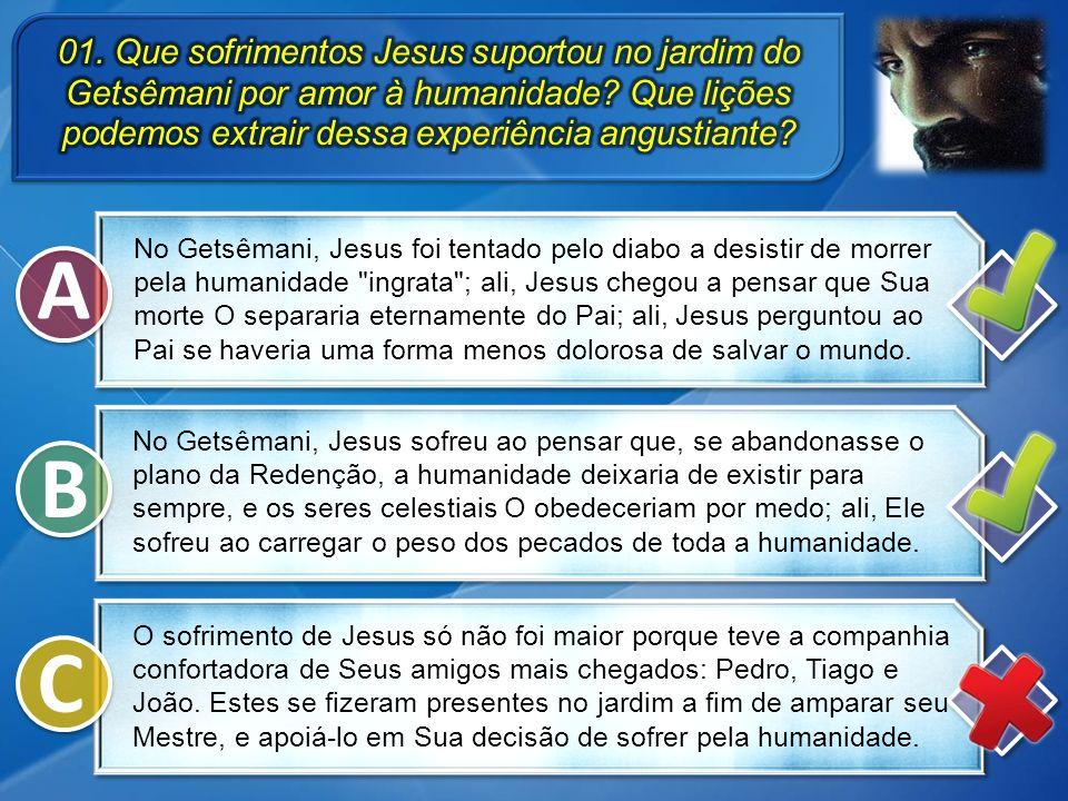 A B C Cristo foi rejeitado pelo seu povo: Veio para o que era Seu, e os Seus não O receberam (Jo 1:11).