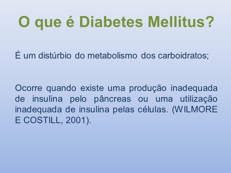 Glicemia sanguínea Os valores considerados normais são de 60 a 100 mg/dl.