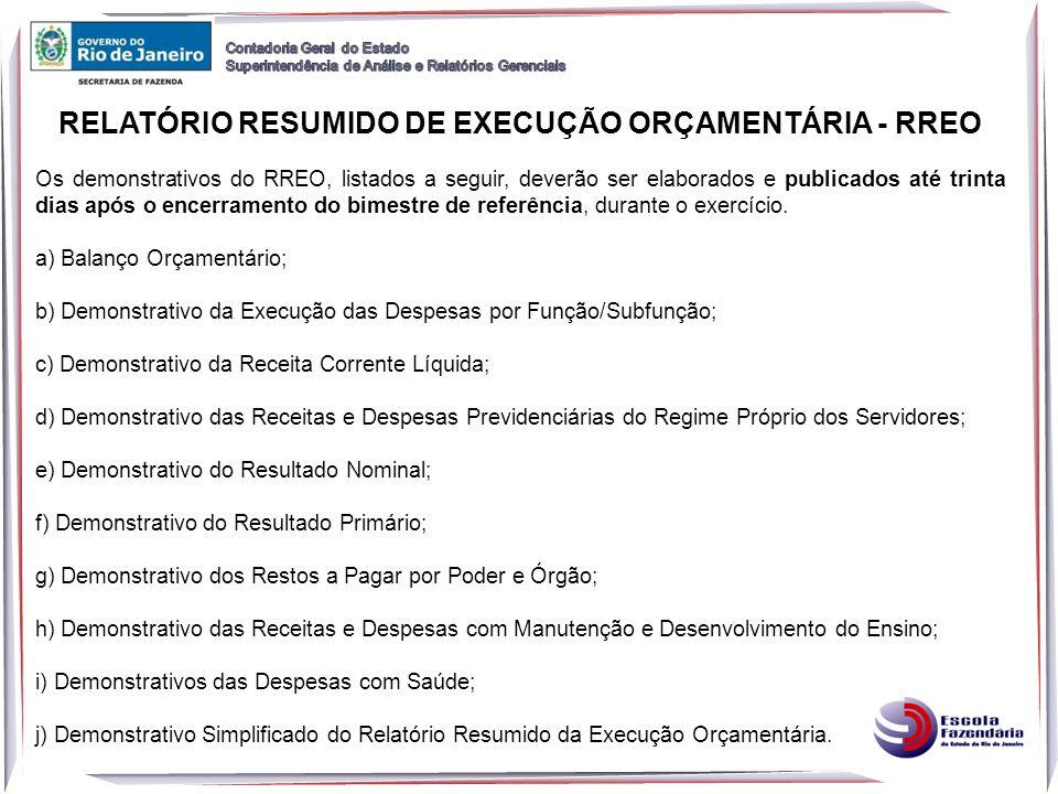 COORDENAÇÃO DE CONTAS DE GESTÃO E RELATÓRIOS FISCAIS – COGERF ...