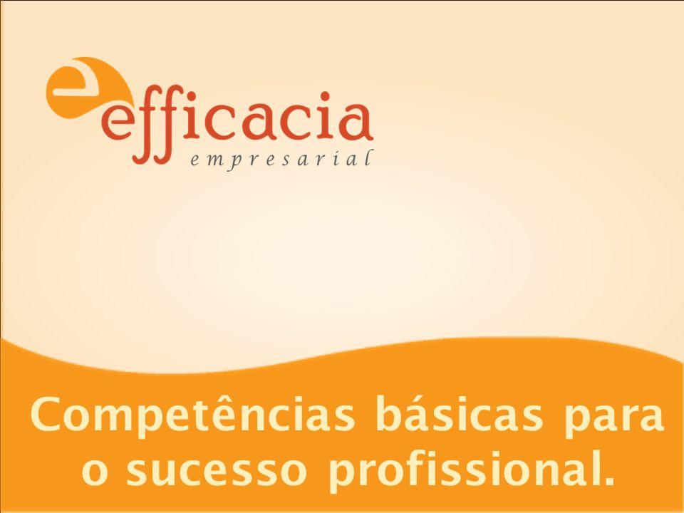 Competências básicas para o sucesso profissional.