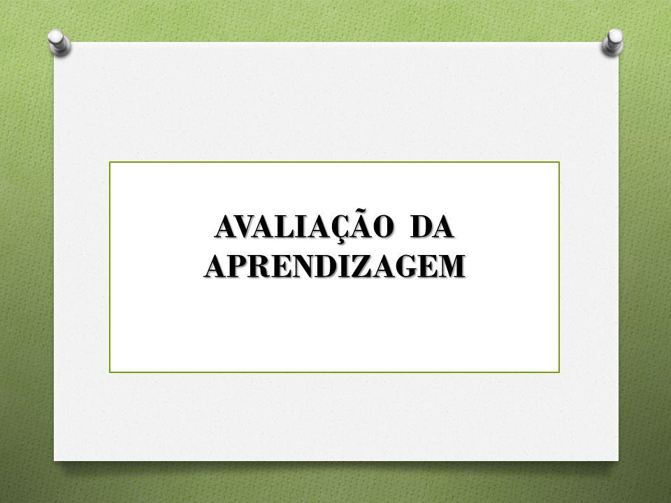 Avaliações Externas: – Provinha Brasil; – SAEB – Sistema Nacional de Avaliação da Educação Básica: ANEB – Avaliação Nacional da Educação Básica; ANRESC – Avaliação Nacional do Rendimento Escolar ( Prova Brasil); Avaliação Nacional da Alfabetização (ANA).