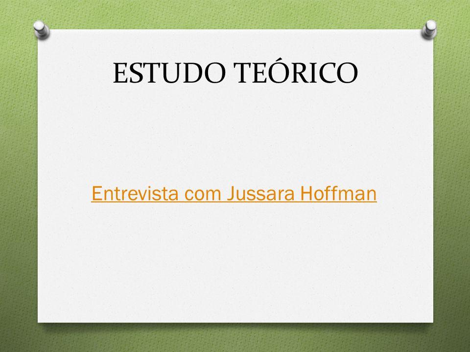 ESTUDO TEÓRICO Entrevista com Jussara Hoffman