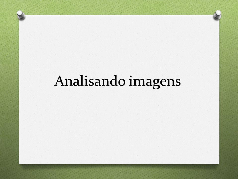 Analisando imagens