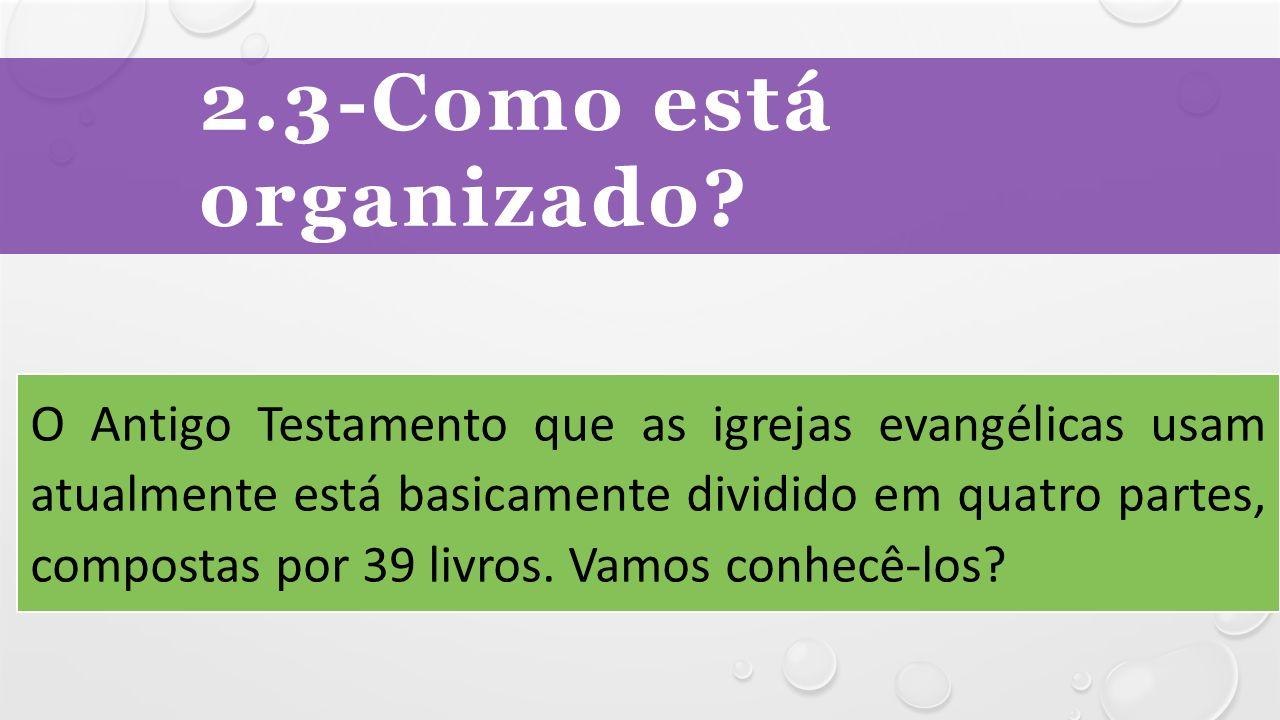 2.3-Como está organizado.