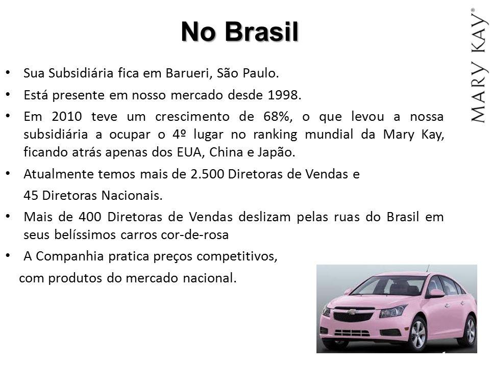 Sua Subsidiária fica em Barueri, São Paulo. Está presente em nosso mercado desde 1998. Em 2010 teve um crescimento de 68%, o que levou a nossa subsidi
