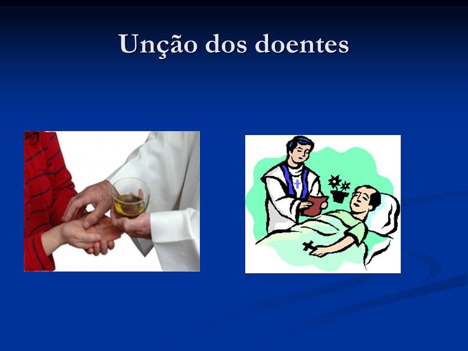 Unção dos doentes